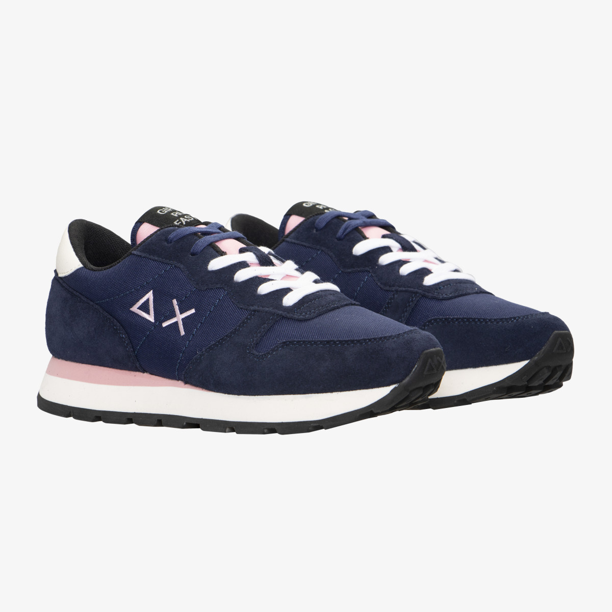 ALLY SOLID NAVY BLUE
