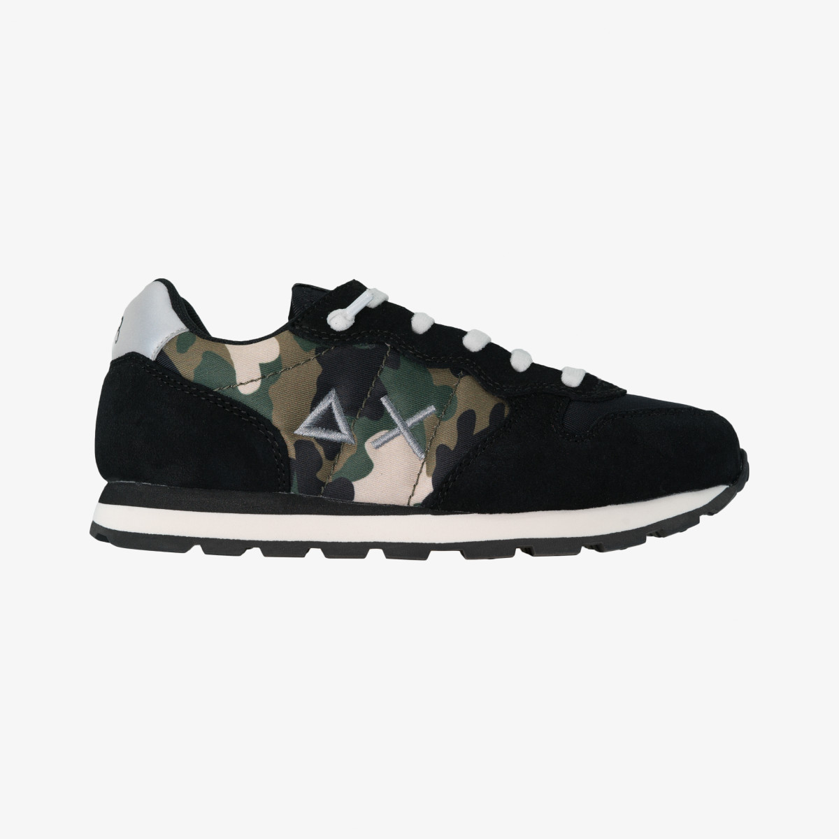 BOY'S TOM MILITARY GREEN CAMOUFLAGE