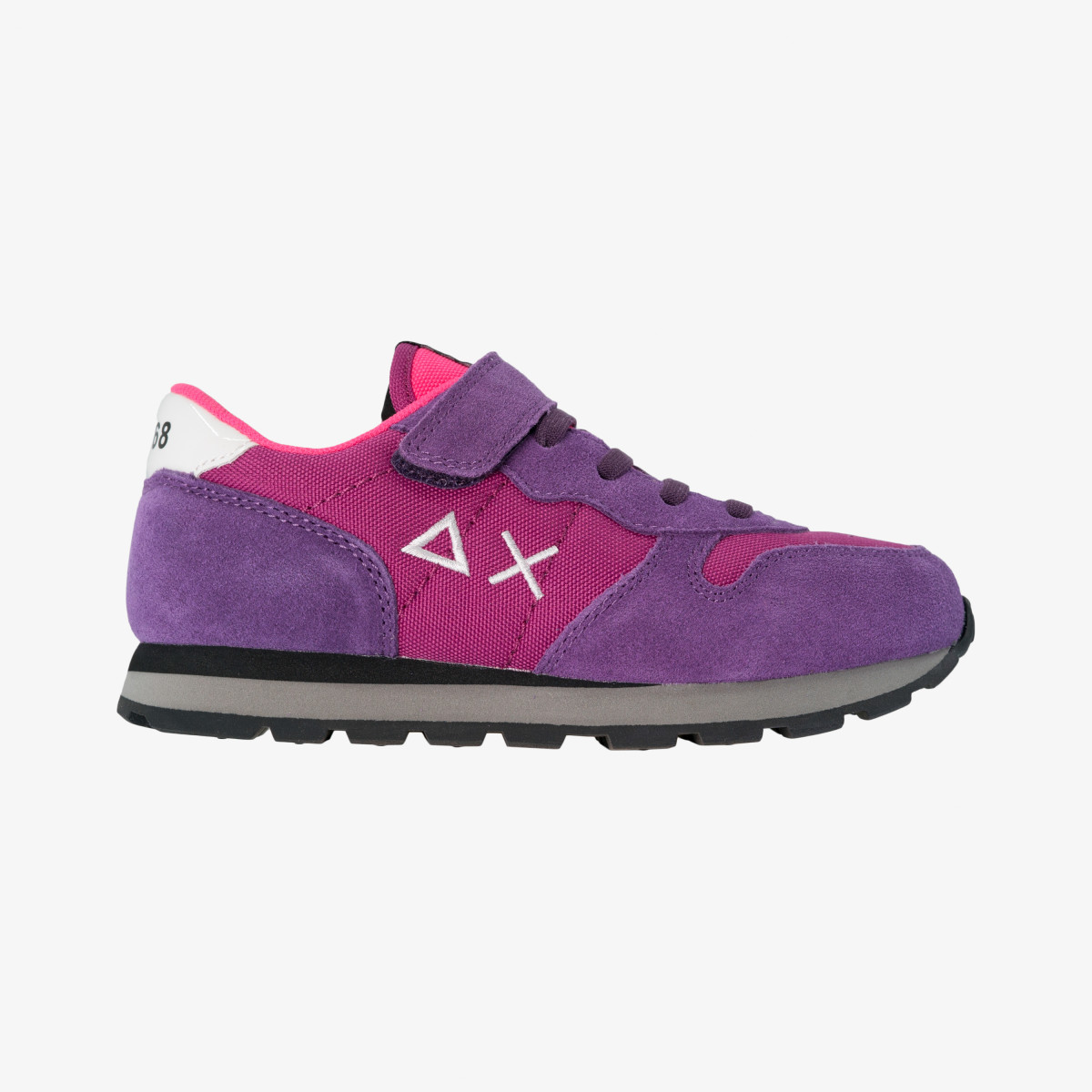 GIRL'S ALLY SOLID FUXIA SCURO