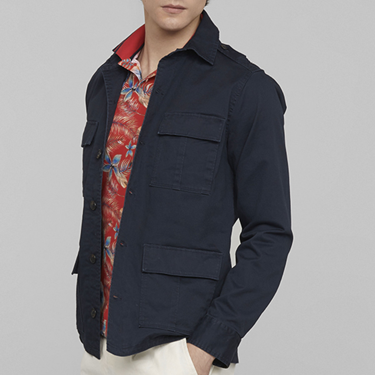 FIELD JACKET COTTON