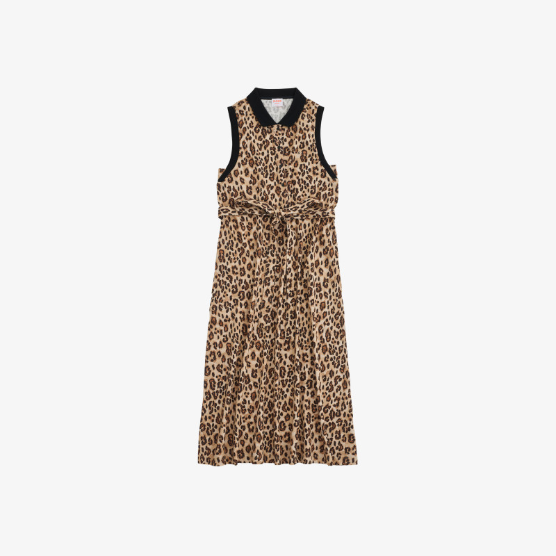 DRESS PRINT EL. DESERT