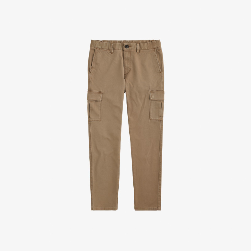 PANT MILITARY BEIGE SCURO