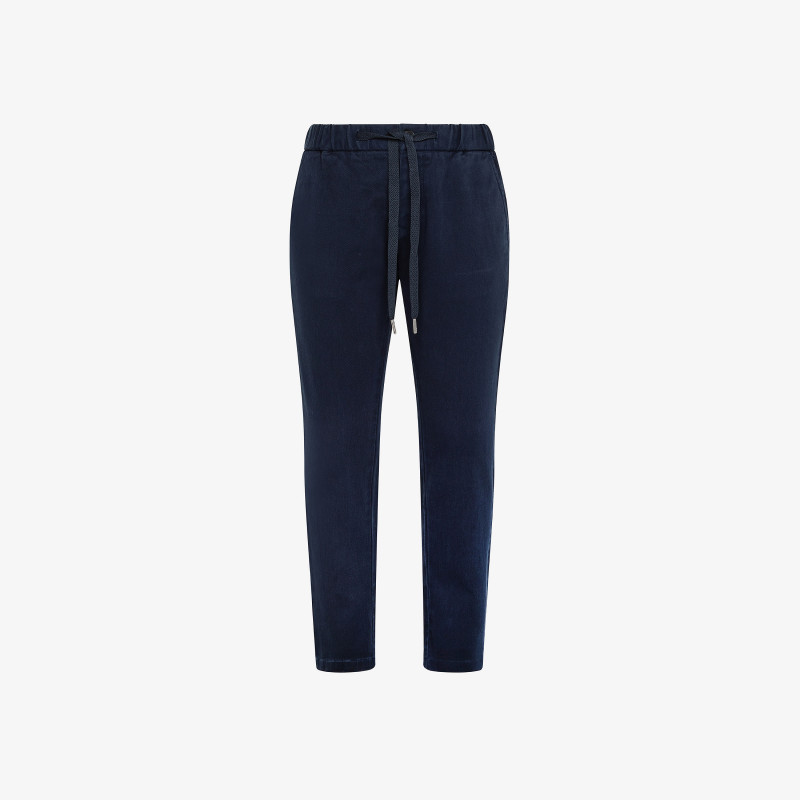 BOY'S PANT COULISSE NAVY BLUE