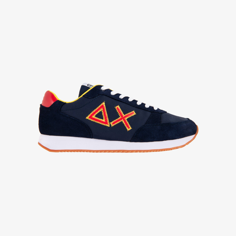 NIKI BIG LOGO NAVY BLUE